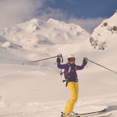 Erleben Sie die Faszination des Freeridens mit der Skischule Gastein