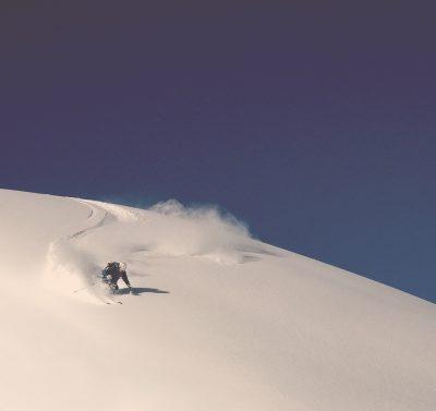 Erkunden Sie die besten Freeridespots mit der Skischule Gastein