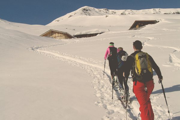 Skischule Gastein - geführte Skitouren in den Hohen Tauern