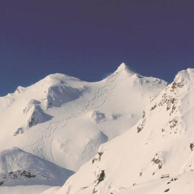 Geländefahren im Gasteinertal mit der Skischule Gastein