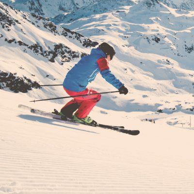 Skifahren im Salzburger Land c Salzburgerland Tourismus