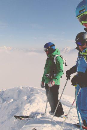 Erleben Sie unvergessliche Geländetage mit der Skischule Gastein