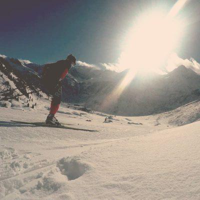 Langlaufen in Sportgastein - Skischule Gastein