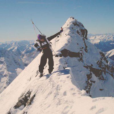 Hochalpine Skitouren mit der Skischule Gastein erleben