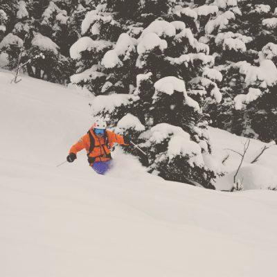 Powdern im Gasteinertal mit Profiguide der Skischule Gastein